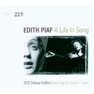 Edith Piaf / A Life In A Song (3CD, BOX SET)