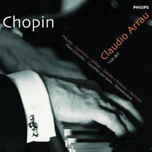 Claudio Arrau / Chopin: Piano Works (7CD, BOX SET)