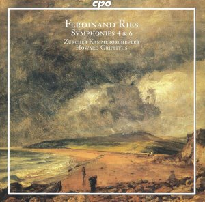 Howard Griffiths / Ries : Symphony No.4 Op.110, No.6 Op.146