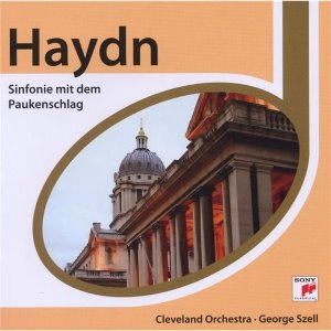 George Szell / Haydn : Symphony No.94 'Surprise', 96 'Miracle', 98