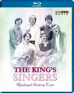 [Blu-ray] King's Singers / The King's Singers: Madrigal History Tour (미개봉)
