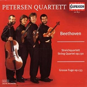Petersen Quartett / Beethoven: String Quartet in B Flat, Op.130 & Grosse Fugue, Op.133