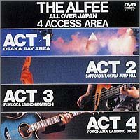 [DVD] Alfee / The Alfee All Over Japan 4 Access Area