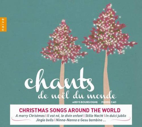 Chants De Noel Du Monde / Christmas Songs Around the World (DIGI-PAK, 미개봉)