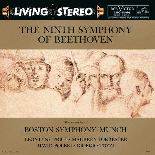 Charles Munch / Beethoven: Symphony No. 9 In D Minor , Op. 125