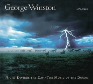 George Winston / Night Divides The Day The Music Of The Doors (홍보용)