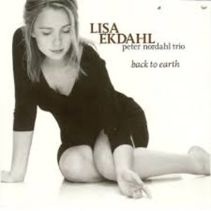 Lisa Ekdahl, Peter Nordahl Trio ‎/ Back To Earth (미개봉)