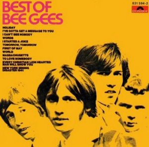 Bee Gees / Best Of Bee Gees Vol.1 (미개봉)