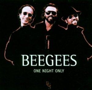 Bee Gees / One Night Only (HDCD, 미개봉)