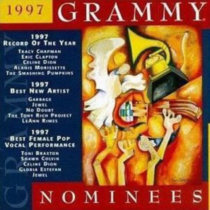 V.A. / Grammy Nominees 1997 (미개봉)
