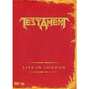 [DVD] Testament / Live In London