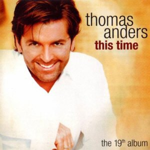 Thomas Anders / This Time (홍보용)