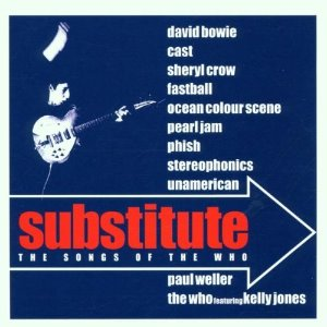 V.A. / Substitute : The Songs Of The Who (홍보용)