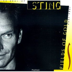 Sting / Fields Of Gold: The Best Of Sting 1984-1994 (미개봉)