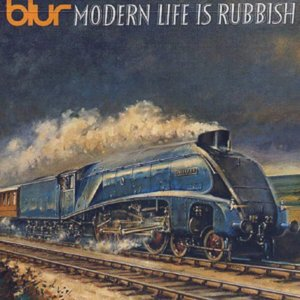 Blur / Modern Life Is Rubbish (미개봉)