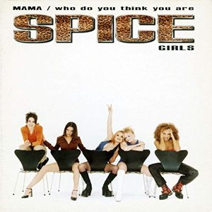 Spice Girls / Mama, Who Do You Think You Are (SINGLE, DIGI-PAK, 미개봉)