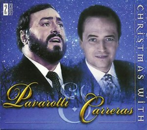 Placido Domingo, Jose Carreras / Christmas With Luciano Pavarotti & Jose Carreras