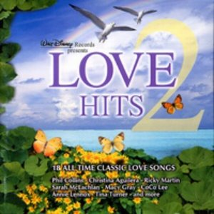 V.A. / Love Hits 2 - Walt Disney Records Presents (CD+VCD, 미개봉)