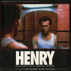 [LP] O.S.T. (Robert McNaughton) / Henry - Portrait Of A Serial Killer (Picture Disc, 미개봉)