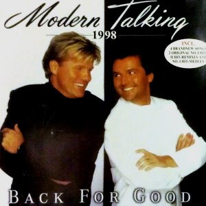 Modern Talking / Back For Good (미개봉)