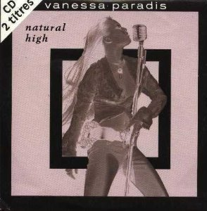 Vanessa Paradis ‎/ Natural High (SINGLE)