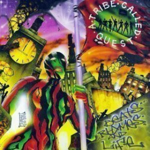 A Tribe Called Quest / Beats, Rhymes And Life