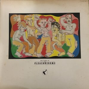 [LP] Frankie Goes To Hollywood / Welcome To The Pleasuredome (2LP)