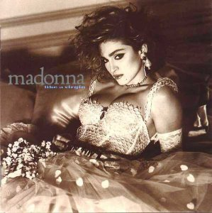 [LP] Madonna / Like A Virgin