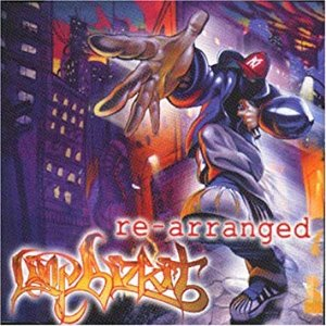 Limp Bizkit ‎/ Re-Arranged (SINGLE, 미개봉)