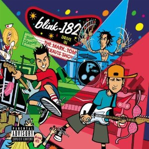 Blink 182 / The Mark, Tom & Travis Show - The Enema Strikes Back (DIGI-PAK, 미개봉)
