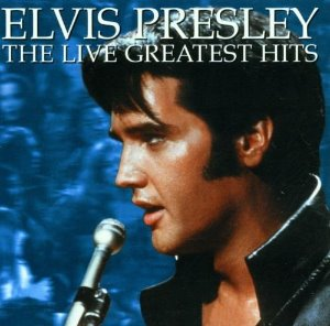 Elvis Presley / The Live Greatest Hits (미개봉)