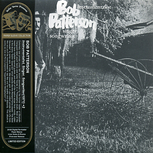 Bob Patterson / Instrumentalist, Singer, Songwriter (REMASTERED / LP MINIATURE, 미개봉)