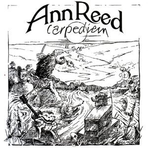 Ann Reed / Carpediem (LP MINIATURE, 미개봉)