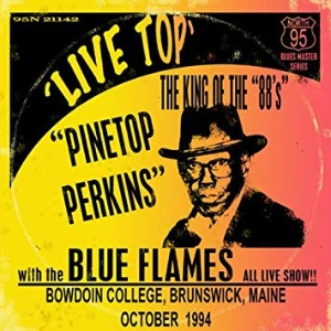 Pinetop Perkins / Live Top (미개봉)