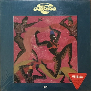 [LP] Osibisa / Why (미개봉)