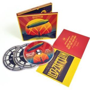 Led Zeppelin / Celebration Day (2CD+1Blu-Ray, DIG-PAK)