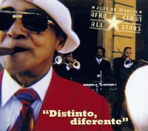 Afro Cuban All Stars / Distinto, Diferente (미개봉)
