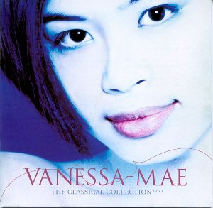 Vanessa Mae ‎/ The Classical Collection, Part 1 (3CD, 미개봉)
