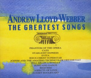 Andrew Lloyd Webber / The Greatest Songs (2CD, 미개봉)