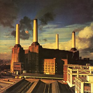 [LP] Pink Floyd / Animals (미개봉)