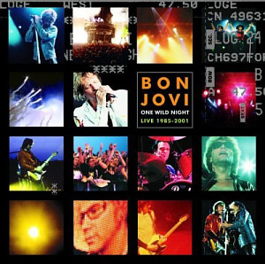 Bon Jovi / One Wild Night: Live 1985-2001 (미개봉)