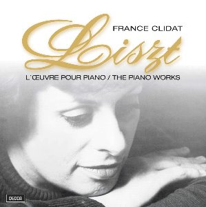 France Clidat / Liszt: L'œuvre pour Piano / The Piano Works (14CD, BOX SET)