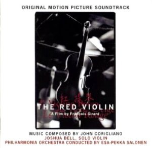 O.S.T. / The Red Violin (레드 바이올린) (미개봉)