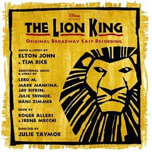 O.S.T. / The Lion King (Original Broadway Cast Recording)