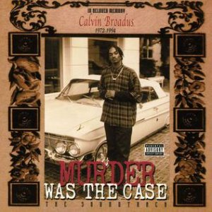 O.S.T. / Murder Was The Case