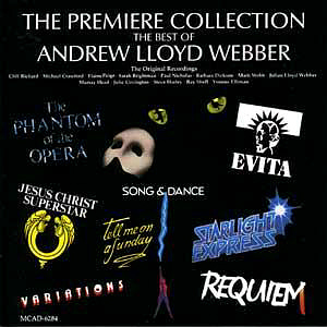Andrew Lloyd Webber / Premiere Collection: The Best Of Andrew Lloyd Webber