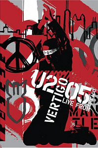 [DVD] U2 / Vertigo 2005 – Live From Chicago (2DVD)