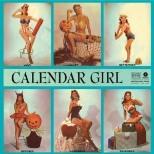 [LP] Julie London / Calendar Girl (180g, 미개봉)
