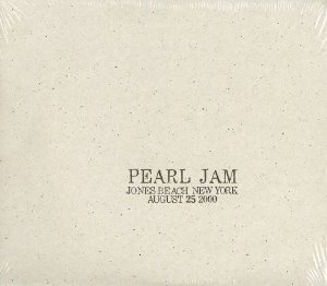 Pearl Jam / Jones Beach, New York - August 25, 2000 (2CD, DIGI-PAK)