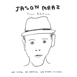 Jason Mraz / We Sing, We Dance, We Steal Things (DIGI-PAK, 미개봉)